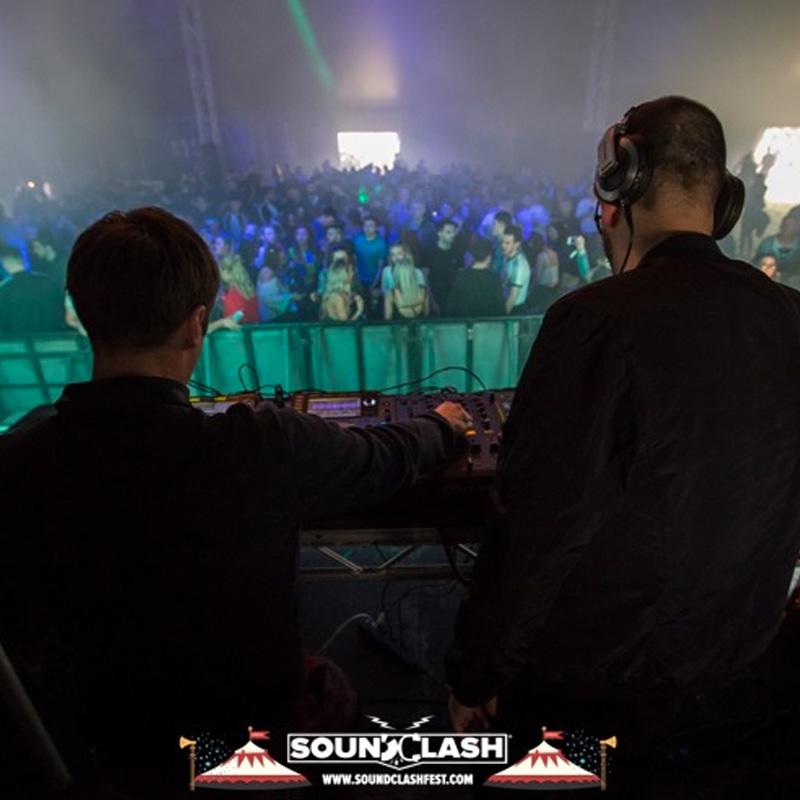Soundclash #3 - High Tide DJs b2b Live Recording (Warehouse Arena)